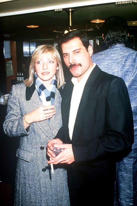 Freddie Mercury Mary Austin Music Freddie Mercury Freddie