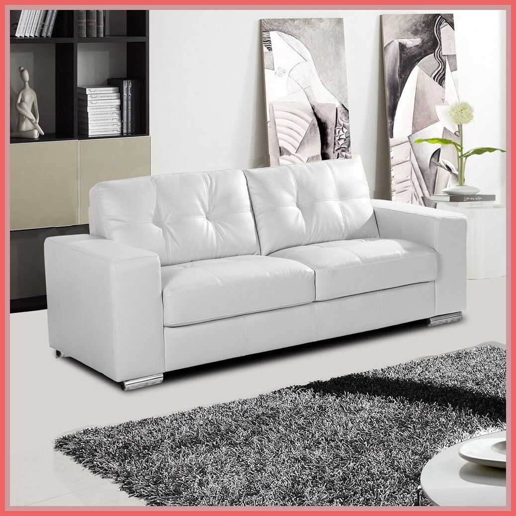 37 Reference Of White Leather Couch And Loveseat In 2020 White Leather Couch White Leather Sofas White Leather Sofa Bed