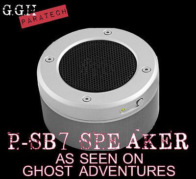 P-SB7 (ALTEC) SPEAKER © AS SEEN ON GHOST ADVENTURES - GHOST
