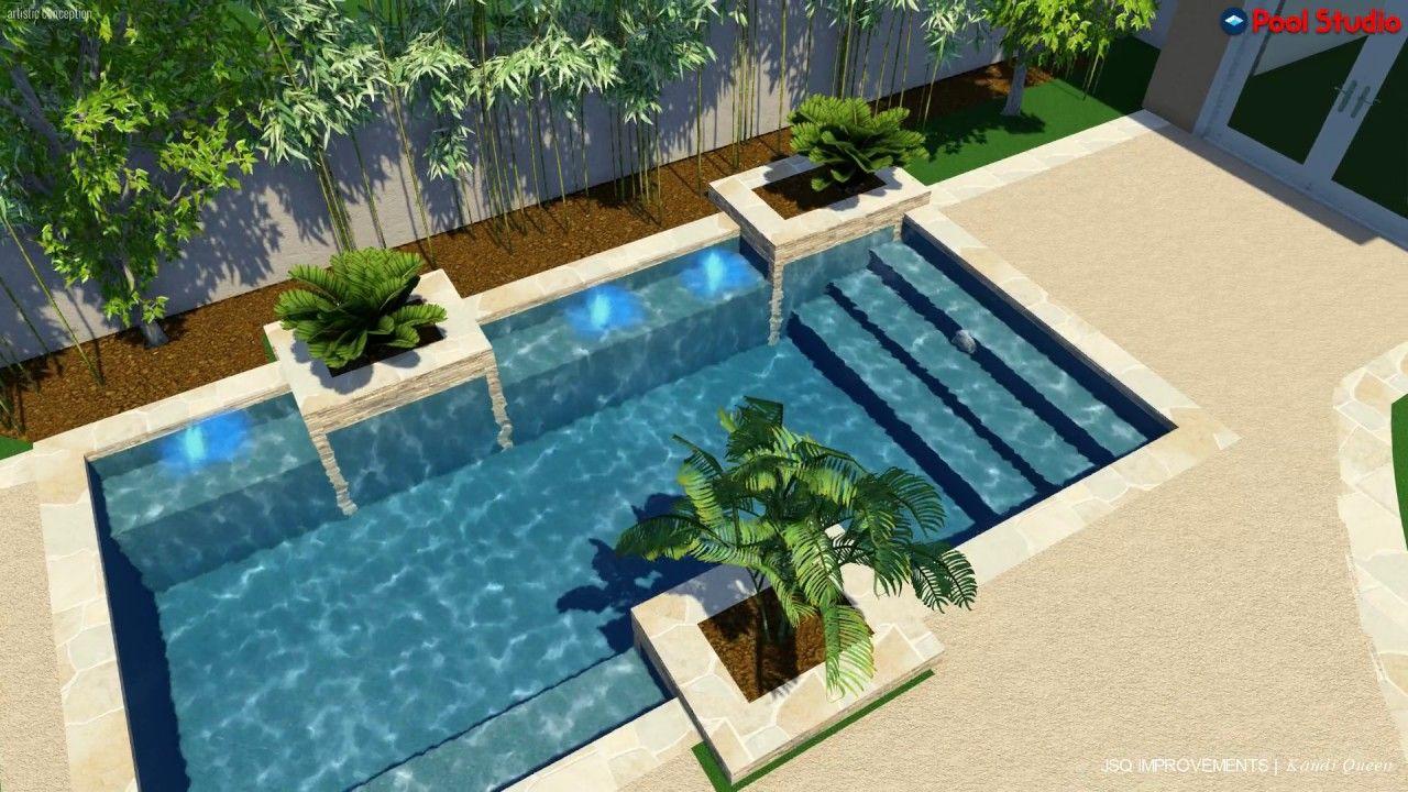 Pool Studio 3d Swimming Pool Design Software Pool Swimming