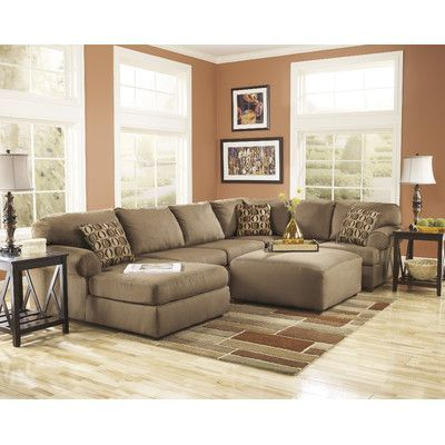 Charlton Home Stainton Sectional
