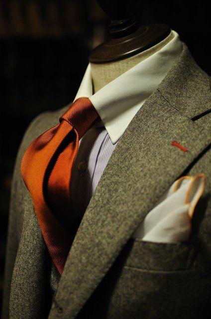 Detail overload – Parisian Gentleman