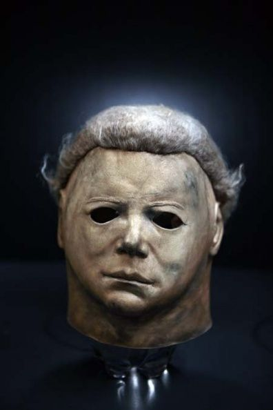 Michael Myers Mask Halloween 1.Replica White Masks Cgp Warlock Michael Myers Net Mask Gallery