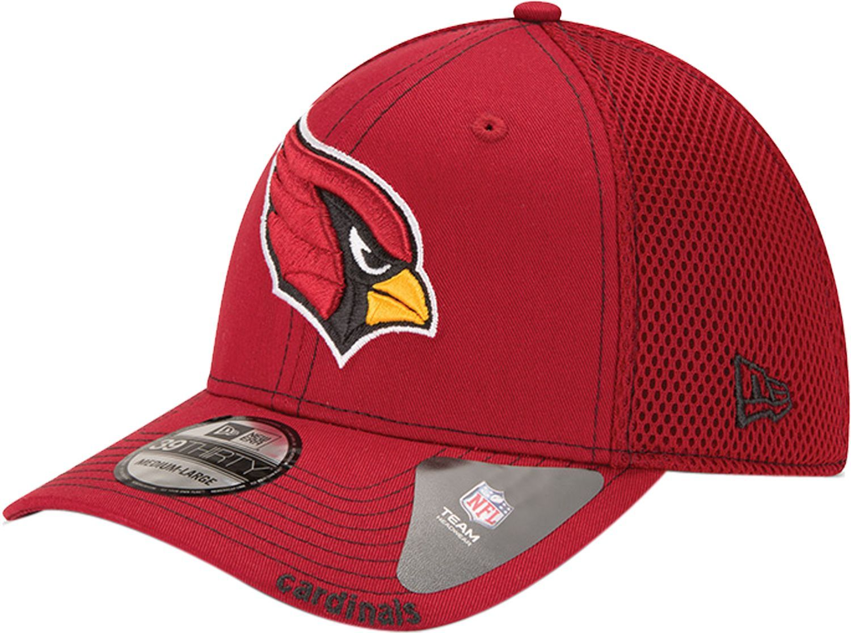 New Era Men's Arizona 39Thirty Neoflex Red Stretch Fit Hat