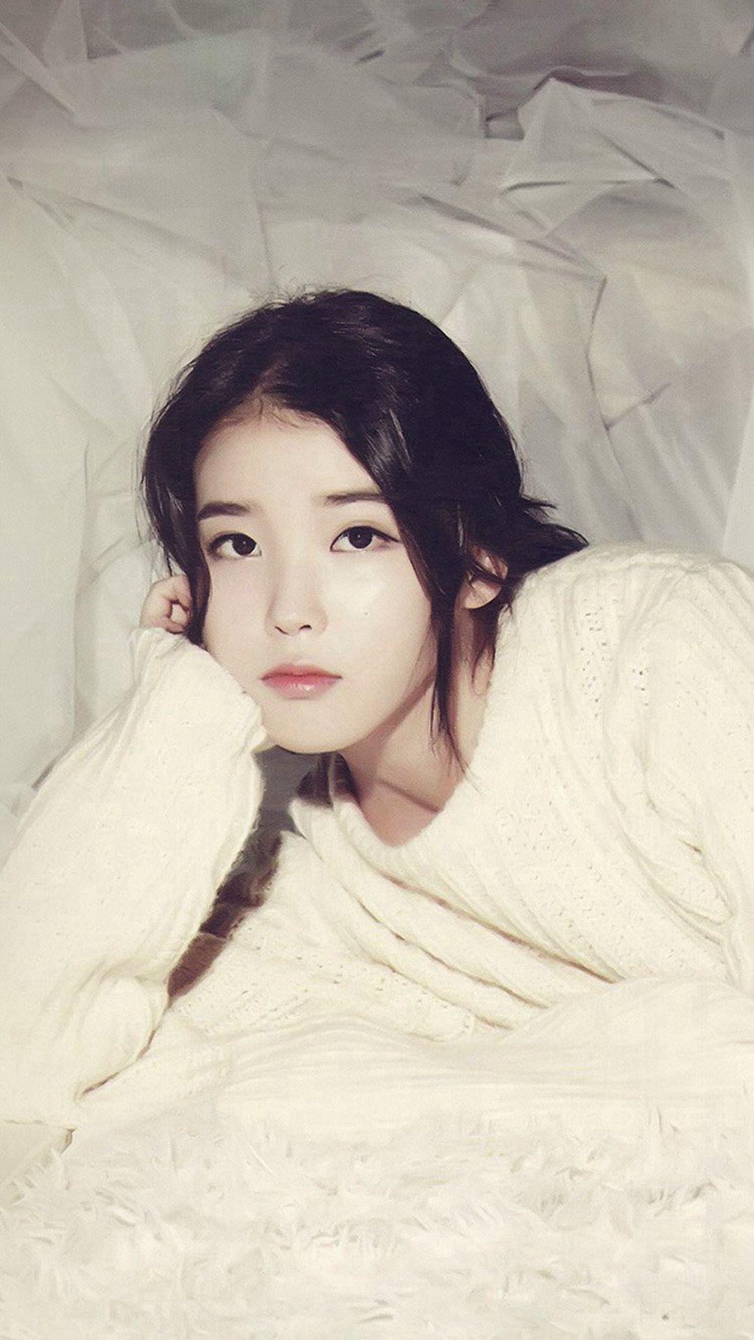 Iu Kpop Girl Cute Photography Iphone 6 Plus Wallpaper Iphone 6