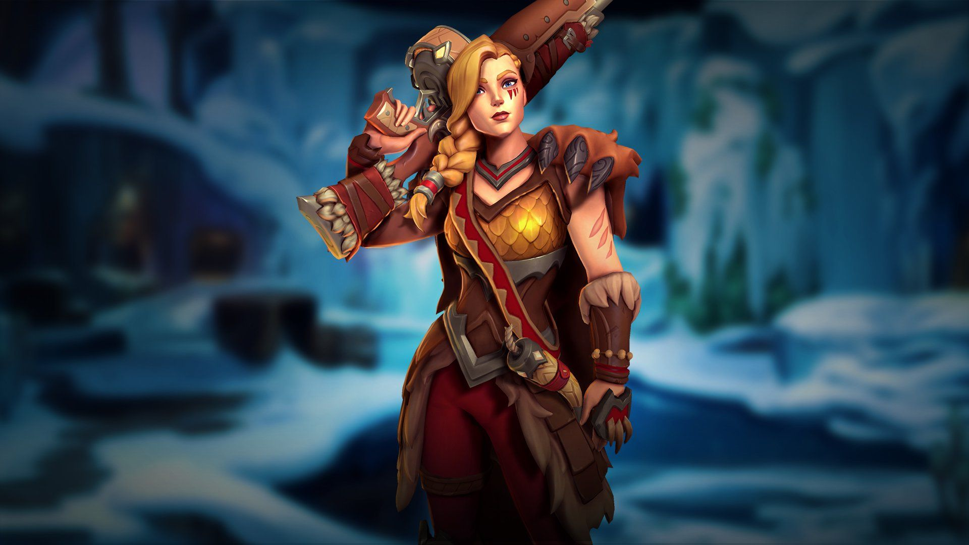 Paladins Adds New Champion in Latest Update | Paladin, Paladins new champion, Paladins champions
