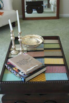 Make a coffee table book