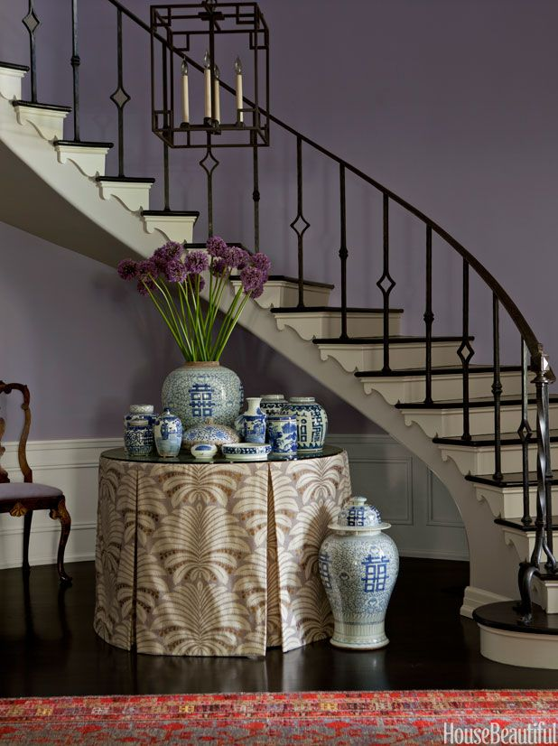 Add Major Storage Spots In Your House By Putting A Chic Table Cloth On Any  Table