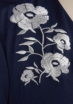 Demure All I Want Dress, #ModCloth