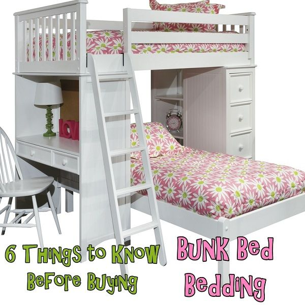 Six things to consider before you buy bunk bed bedding Great tips