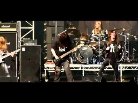 Bloodbath - Mock The Cross LIVE HQ (Subtitulos Español Lyrics) (Bloodstock DVD)