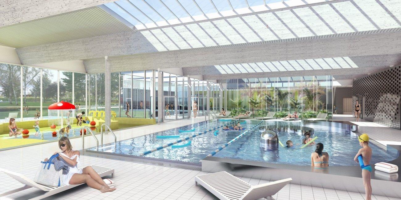 bourgueil rouleau architectes piscine et patinoire