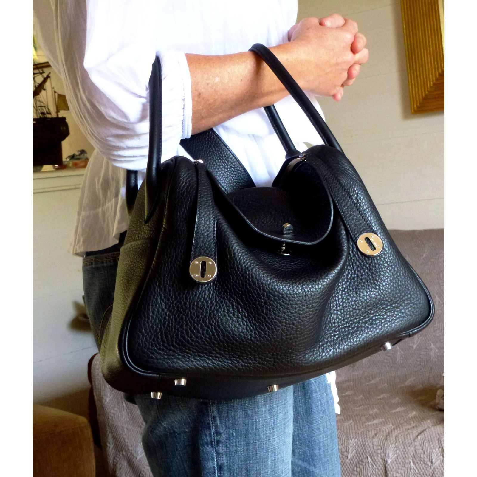 Hermes Lindy Handbag Bag Kelly Bags Birkin