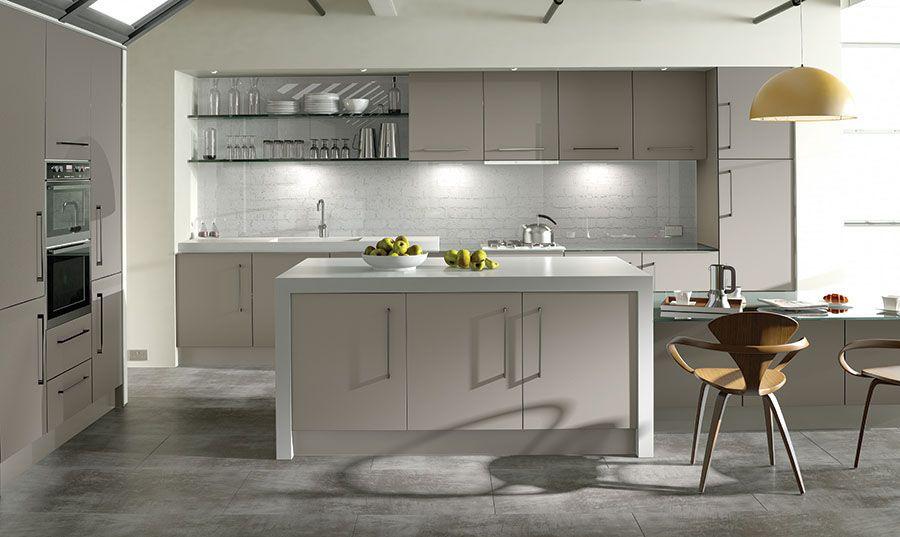 TKCu0027s Vivo Cashmere kitchen offers on-trend styling Spaces where - küchen smidt köln