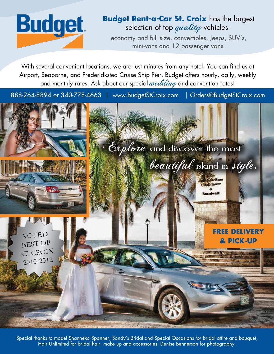 Elegant stcroix caribbean weddings 2014 issue caribbean