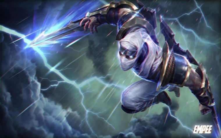 Zed Wallpaper Shockblade Zed Wallpaper 1920x1080 League Of Legends League Of Legends Tips League Of Legends Video