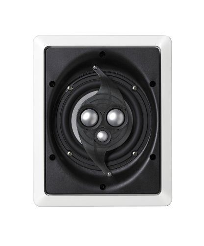 From The Manufacturer IW3 Is NHTs Best High Performance Compact 65 3 Way In Wall Speaker Which Means Its Better Than Freestanding Bookshelf