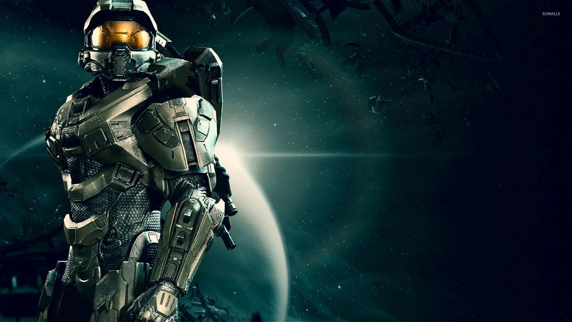 Halo The Master Chief Collection Wallpaper 1920x1080 Halo 5