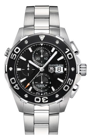 TAG Heuer 'Aquaracer 500M - Calibre 16' Automatic Chronograph Watch