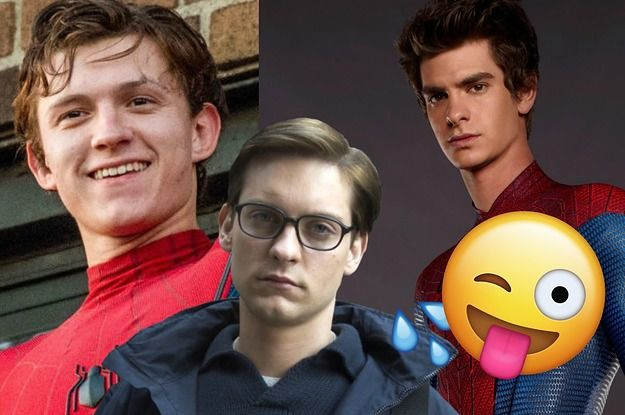 Tell Us Your Worst Fears And We'll Reveal Which Spider-Man