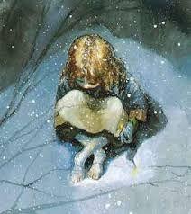 To χαμομηλάκι : Κώστας Καρυωτάκης: Τὸ χιόνι