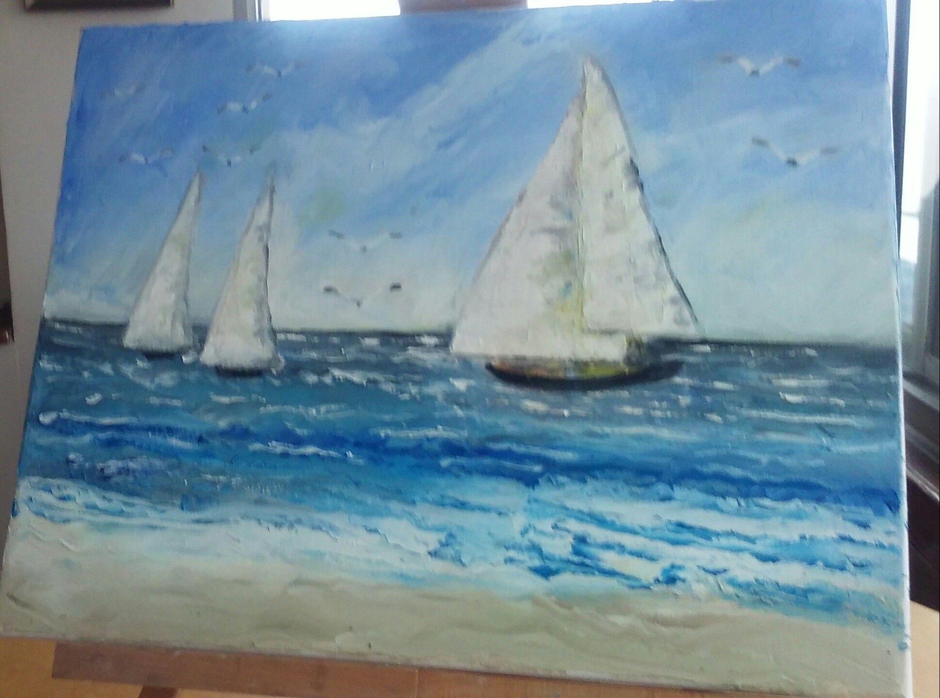 Marina. Creado por Correa Stankevicaite - tettor.