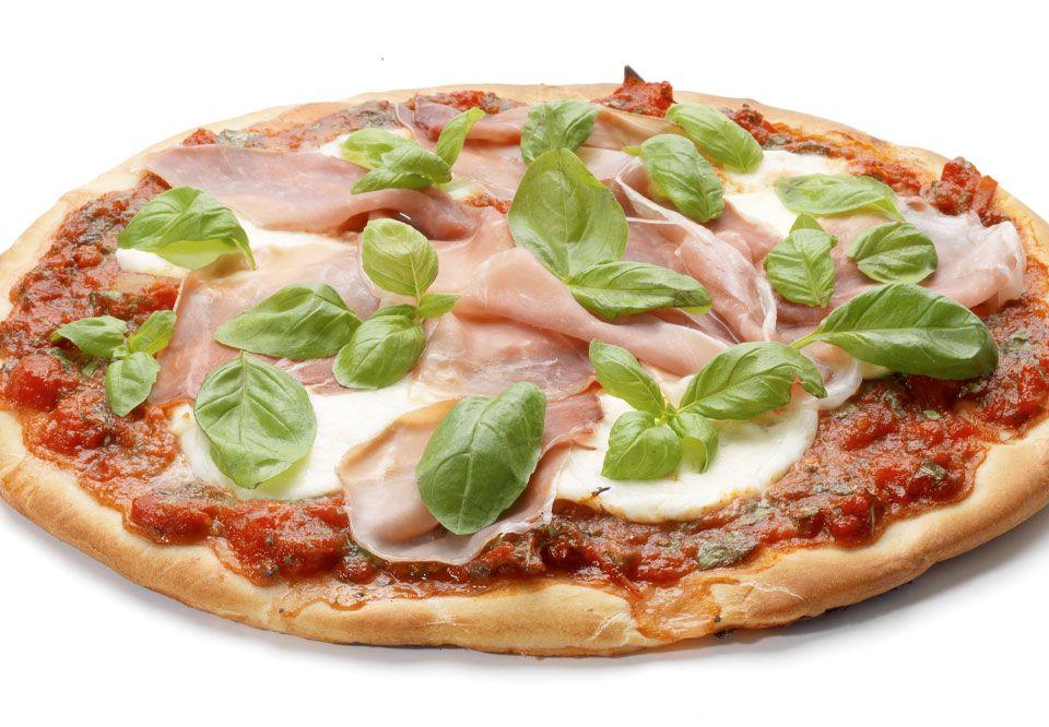 Drop pizzariaets greasy udgave, og lav en speltpizza derhjemme - den er sundere og smager meget bedre