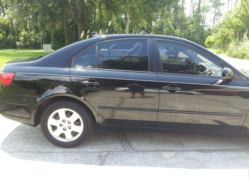 30 In Front 15 On Rear Tinted Windows Tints