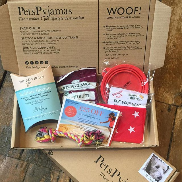 Book a dog-friendly break with #PetsPyjamas and get a pet travel kit containing our Bedtime Biscuits and other goodies.   #bedtimebiscuits #dogfriendly #thedoghouse #dogsoflondon #countrydogs #havedogwilltravel