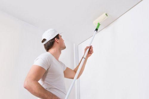 Comment peindre un plafond ? Décoration intérieure Pinterest - comment peindre le plafond