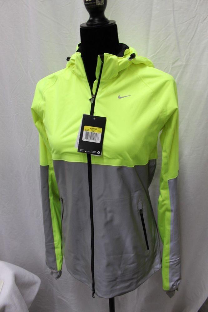Nike Dames Veste De Course Salut Vis Veste