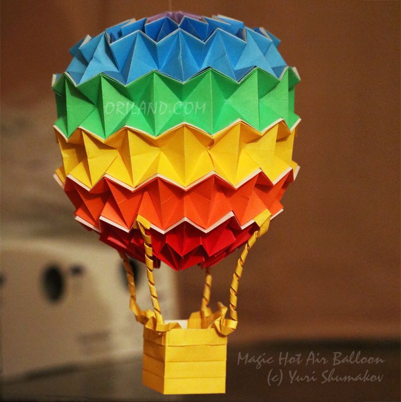 Origami Magic Ball Wonders (book presentation) - YouTube   802x800