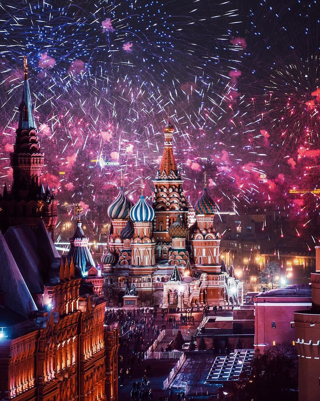 Happy New Year everyone! Stay healthy and curious Всех с