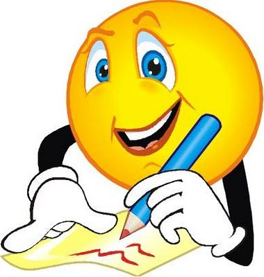 Write In Clipart   Clipart Panda - Free Clipart Images (con ...