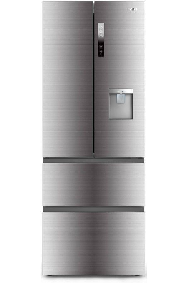 r frig rateur multi portes haier b3fe742cmjw silver refrigerateur americain darty frigo. Black Bedroom Furniture Sets. Home Design Ideas