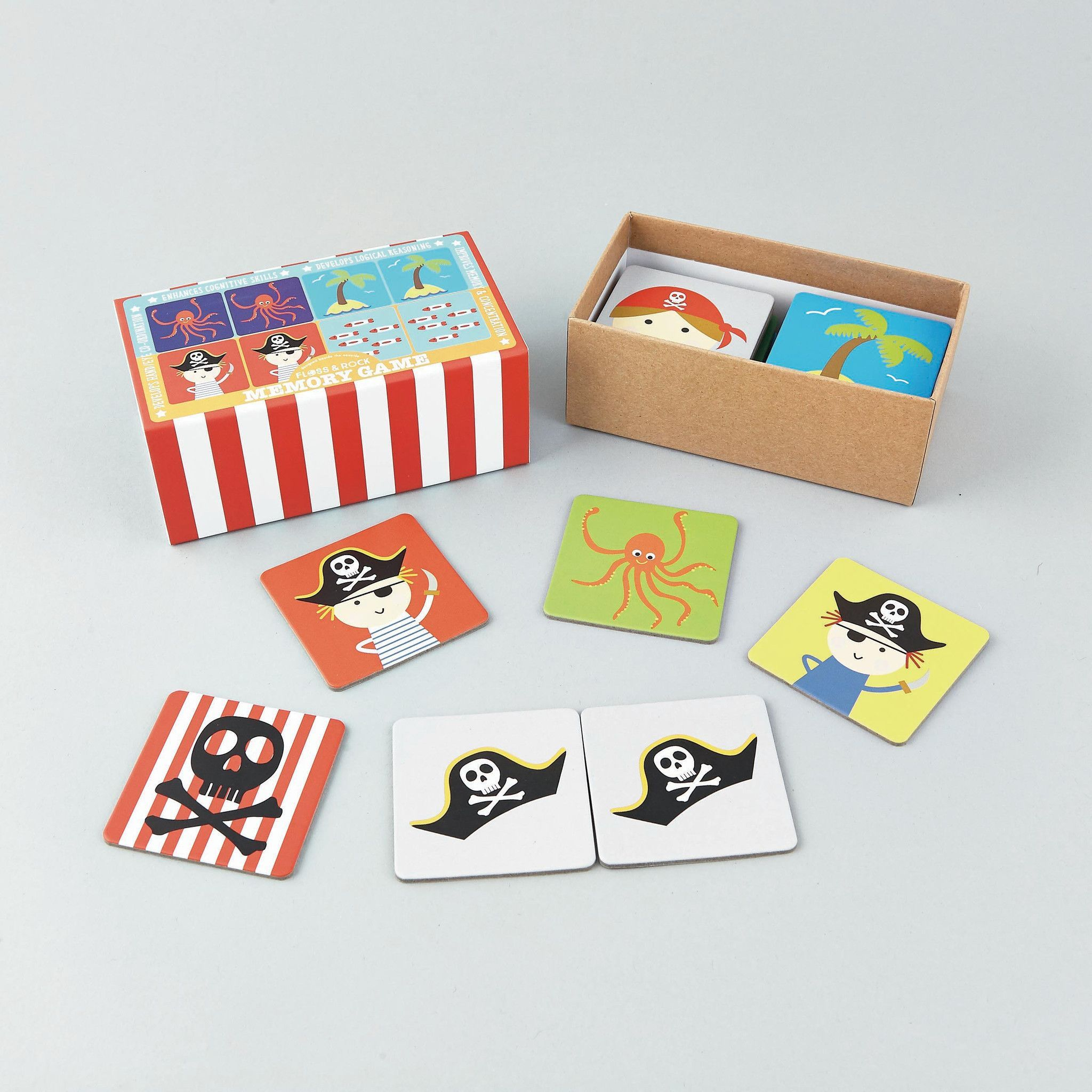 Brand Spankin New Memory Game Pirate Get More Info Here