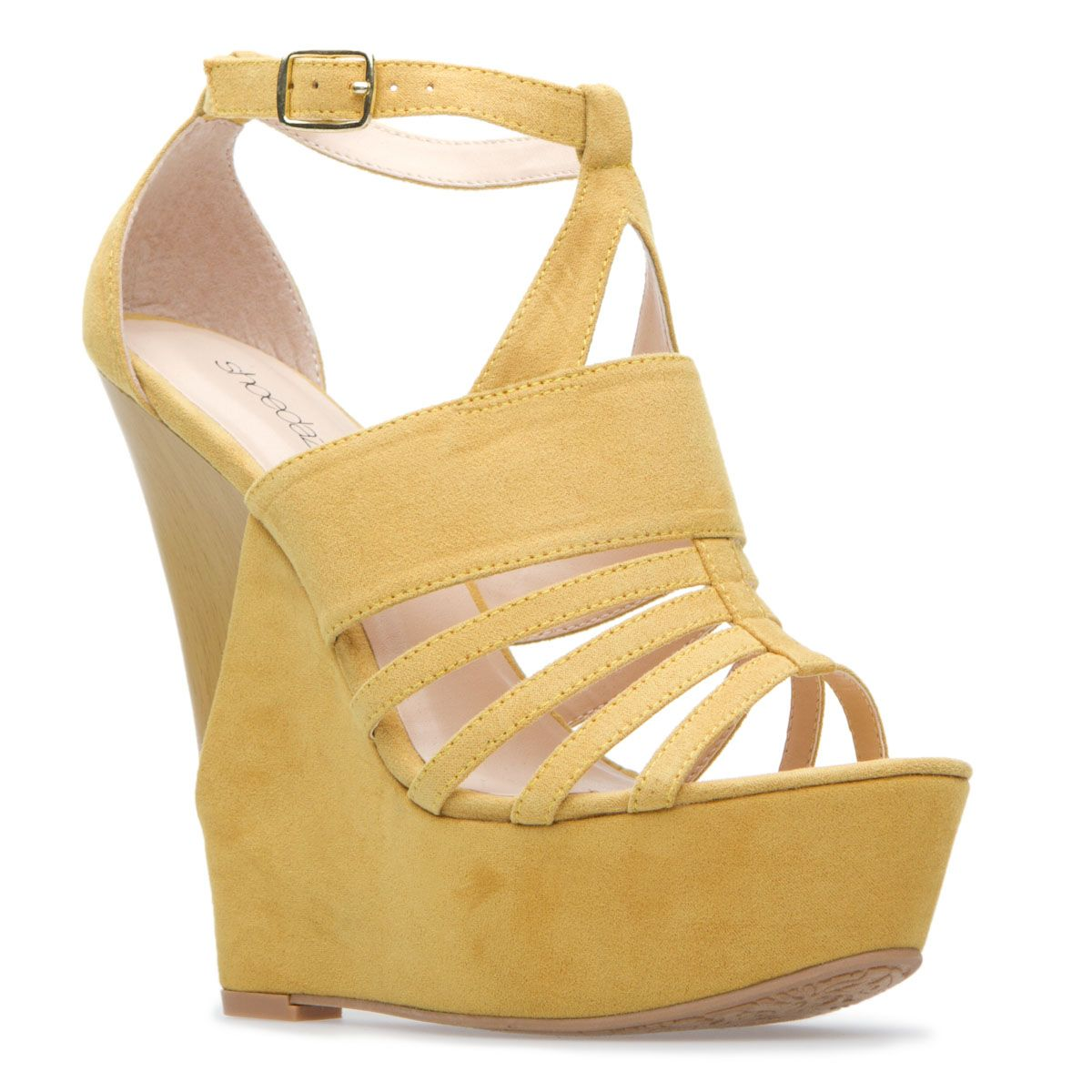 I love the color of these heels! Aurelie $39.95