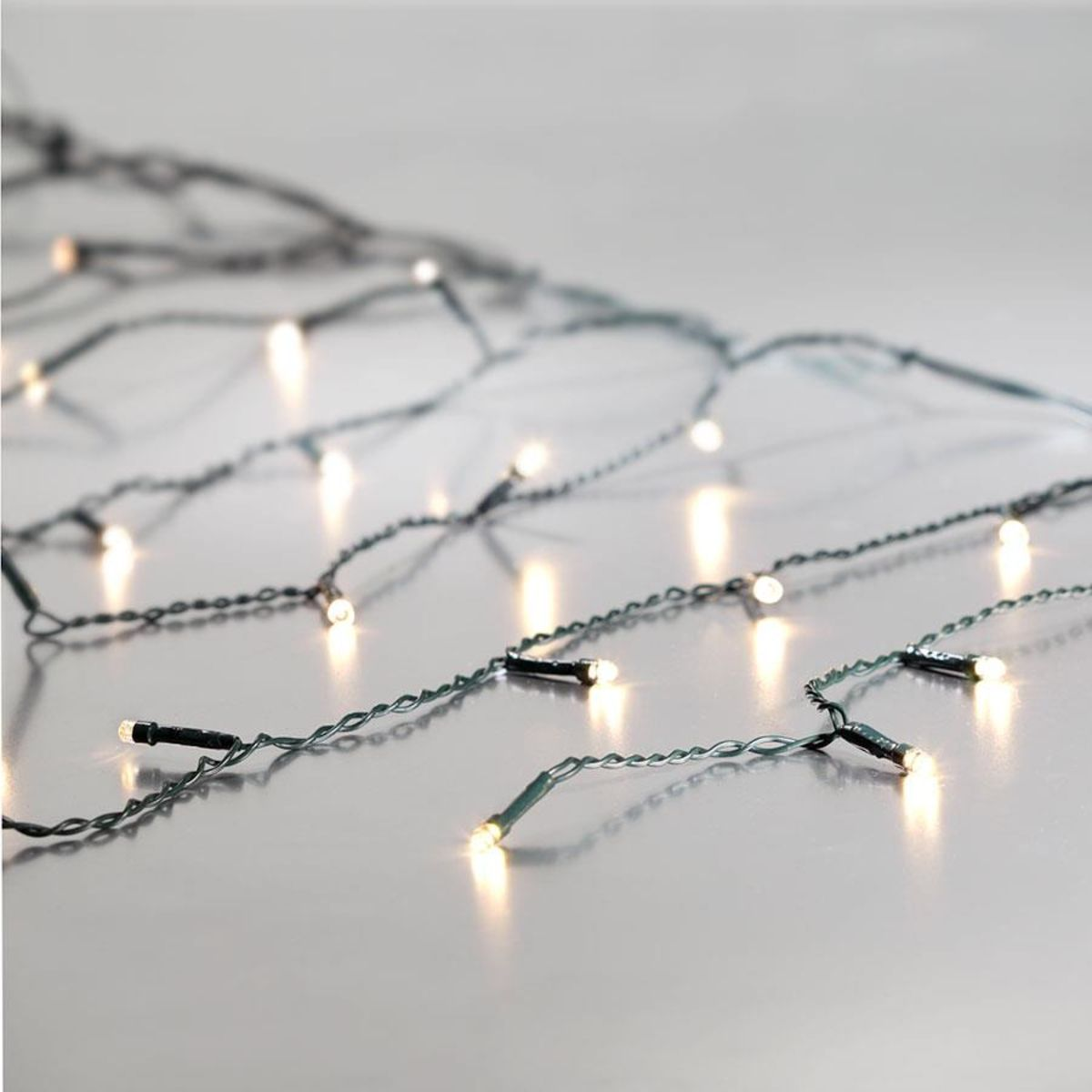 Multi-Function Icicle Lights - Warm White, 250 LED Bulbs | Kmart ...