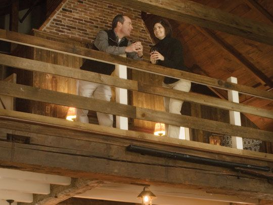 Barns With Lofts Google Search In 2019 Loft Railing
