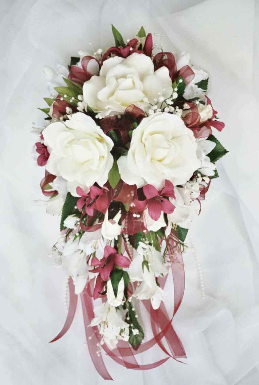 Wedding Bouquets Wedding Bouquets Images Berry Instead Of Ribbons