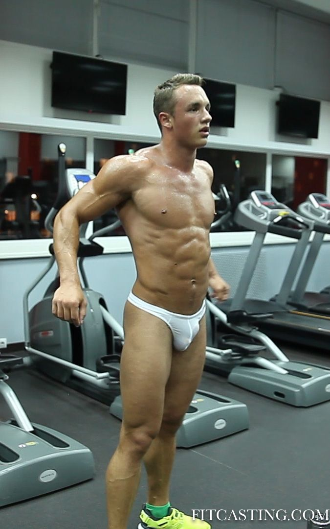 178c3c48d529 Pin by Alex Scarlatti on Thongs at the gym in 2019