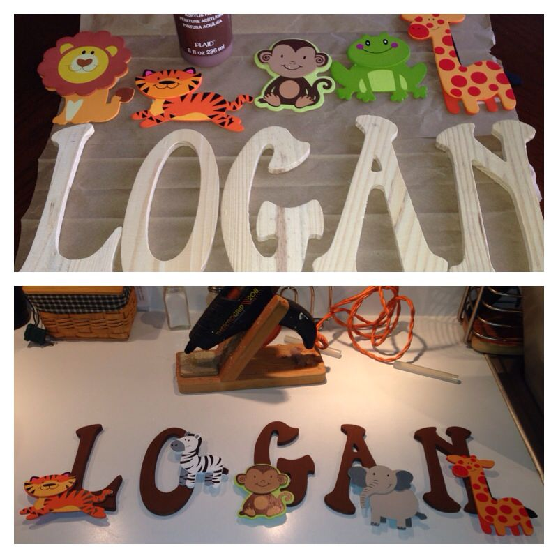 Diy baby boy name things i have made pinterest diy baby diy baby boy name negle Images