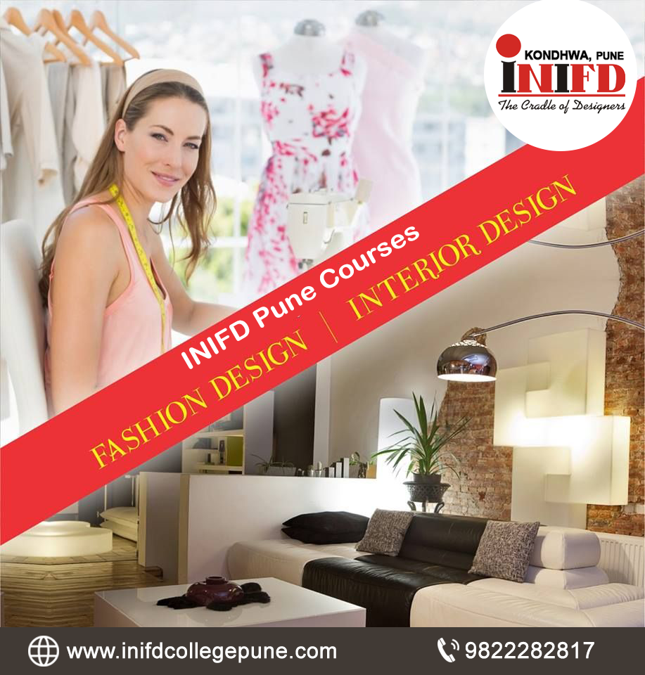 Inifd Pune Courses Are Perfect For Dreaming And Aspiring A Career Into Fashion Fashion Designing Institute Career In Fashion Designing Fashion Designing Course