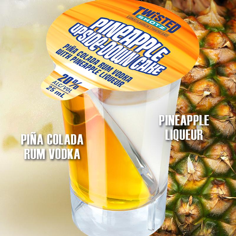 Pineapple Upside Down Cake, Pineapple Upside Down