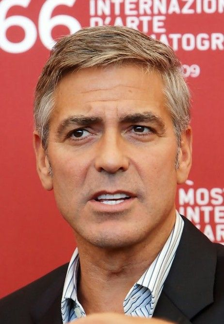 men over 50 hair styles george clooney haircut popular hairstyle for 7573 | 6d2b1c77c60d6c24314d9a574f1de6f1