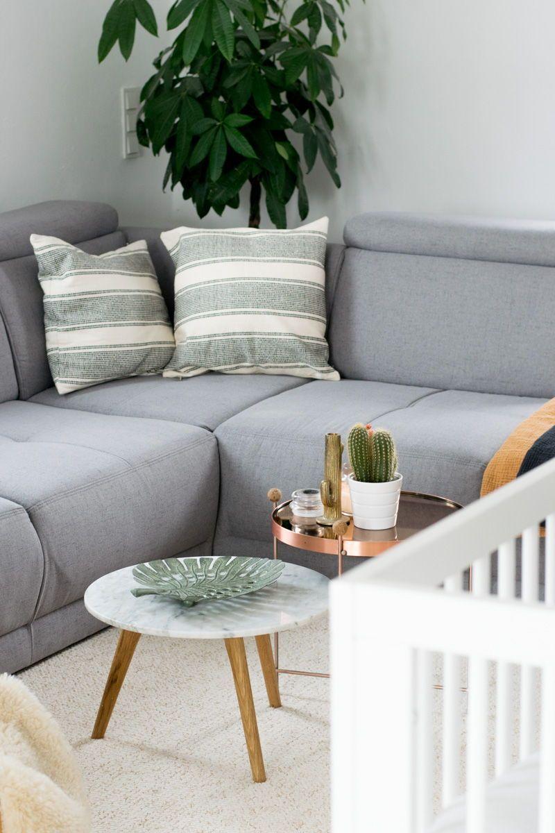 Neues Jahr, neues Wohnzimmer Scandi Ideen  Idee   Wohnzimmer ...