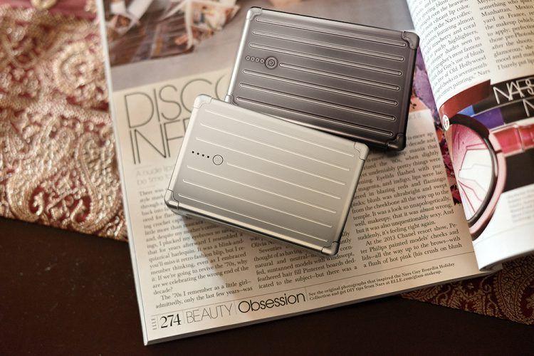 essential tpe Koffer 9000mAh行李箱高質感時尚行動電源