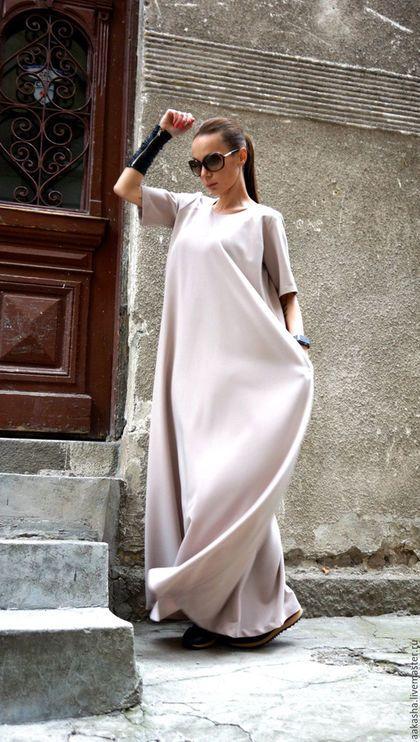 c1ba025571b Купить или заказать Платье Pink Powder в интернет-магазине на Ярмарке  Мастеров. Модное