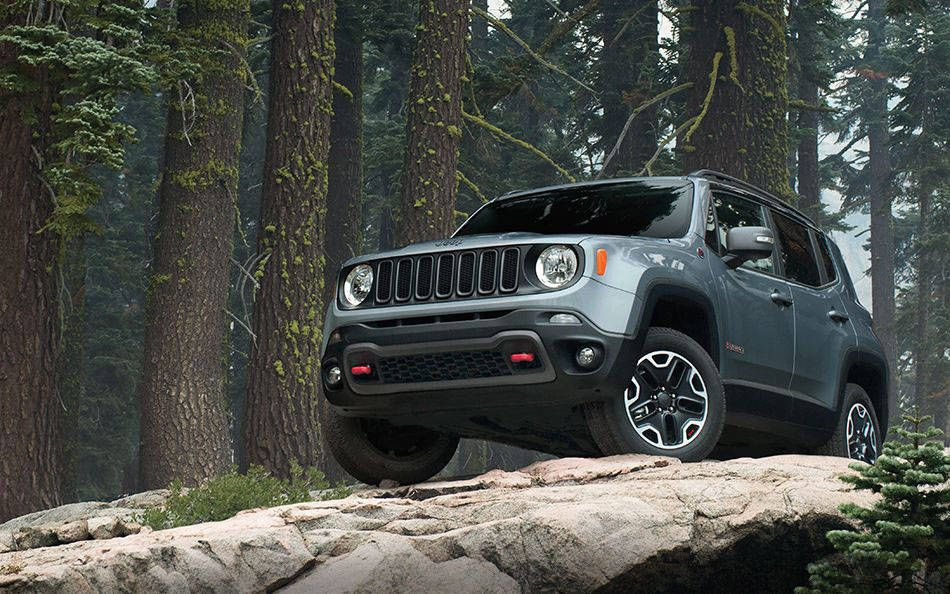 2015 Jeep Renegade Raises The Bar In Small Suv Class With Nine