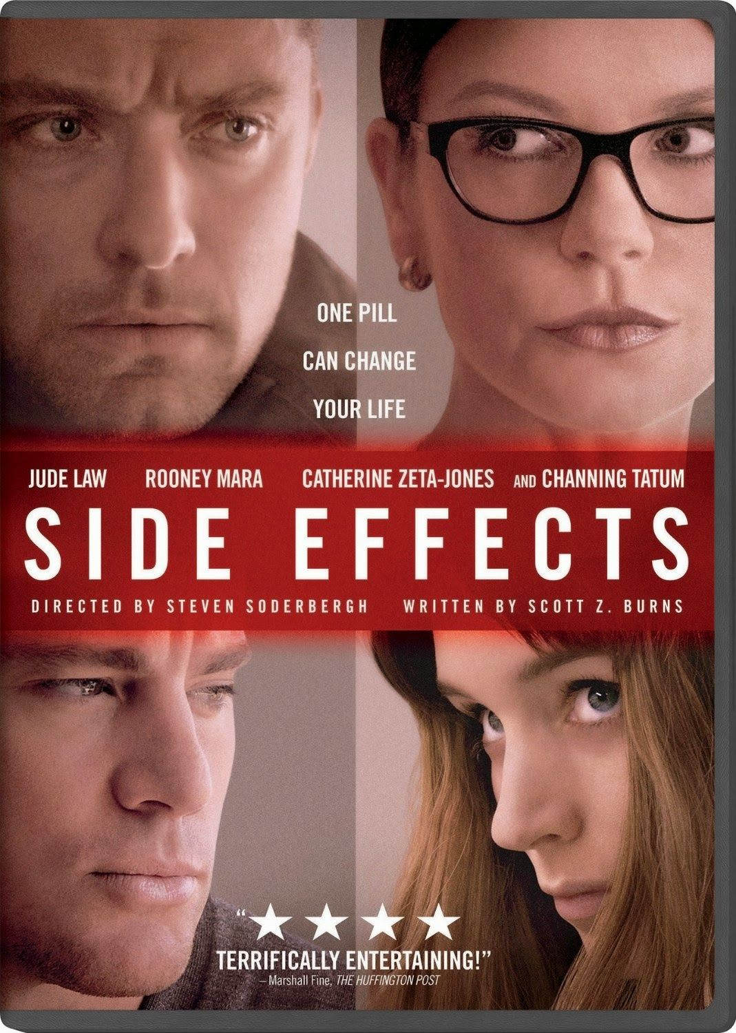 side effects starring jude law, catherine zeta-jones, channing tatum